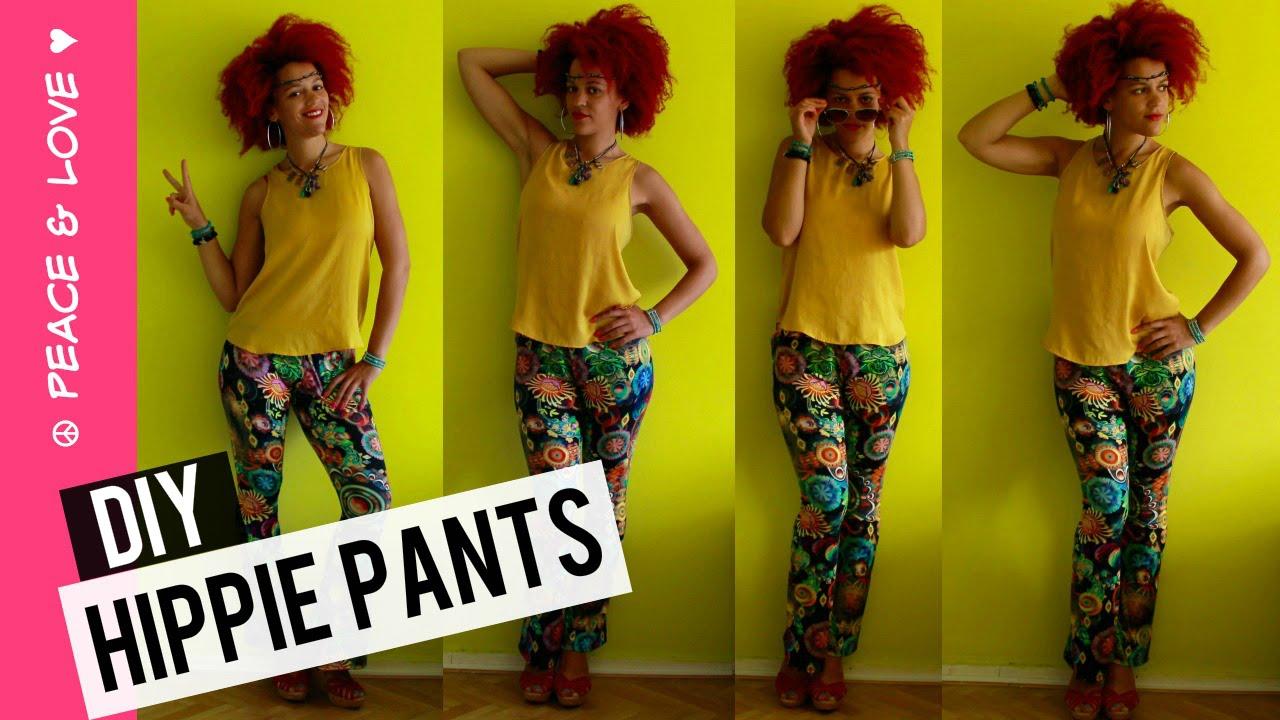 Diy flared pants in 30 min coachella outfit ideas youtube solutioingenieria Gallery
