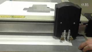 Aokecut@163.com Cardboard Cutting Plotter Sample Maker Cutter Table Machine
