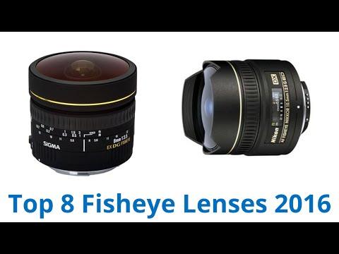 8 Best Fisheye Lenses 2016