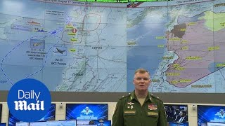 Russian MOD blames Israel for the downing of Russian spy plane