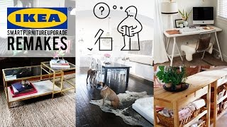 37 Ikea Furniture Upgrade (Remake)