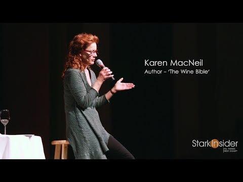 Wine Bible Author Karen MacNeil - Stark Insider Interview