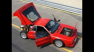 #Lancia Rally 037 Stradale 1982–1983#Concept CAR
