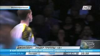 Джокович стал лидером группы А на итоговом турнире АТР