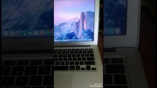 Laptop apple macbook air slimm mewahh