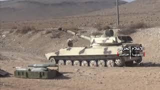 Сирия - армия берет новый рубеж (16 декабря 2017(