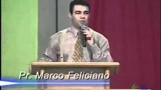 Pr Marco Feliciano. a agonia da cruz - COMPLETO