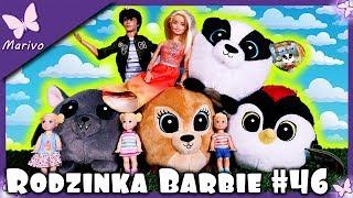 DZIECI KUPIŁY SŁODZIAKI Z BIEDRONKI * Rodzinka Barbie #46 Gang Słodziaków 2* Bajka po polsku lalkami