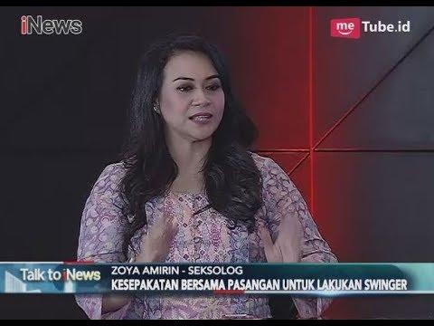 Takut Selingkuh & Ingin Variasi Hubungan Jadi Alasan Pelaku Swinger Part 03 - Talk To iNews 17/04