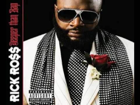 08. Rick Ross Feat. Robin Thicke - Lay Back (Deeper Than Rap)