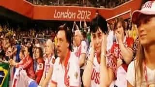 видео 10 главных героев сборной России на Олимпиаде в Лондоне