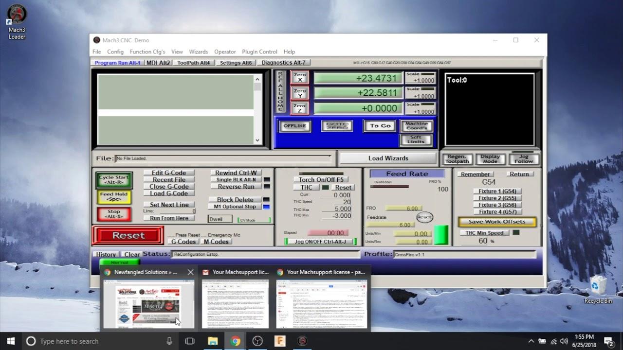 mach3 license file generator