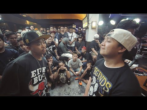 Bahay Katay - Young One Vs Jonas - Jokes Battle @ Pujoke Ulo Ep. 9