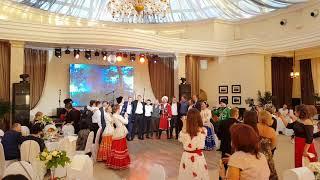 Казачий ансамбль на свадьбу заказать  в Москве