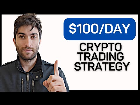 How to Make $100+ A Day Trading Cryptocurrency As A Beginner | Complete Tutorial & Strategy
