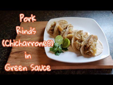 how-to-make-pork-rinds-(chicharrones)-in-green-sauce