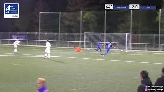 A-Junioren: 3:0 Hassan Dybrill FC Astoria Walldorf U19