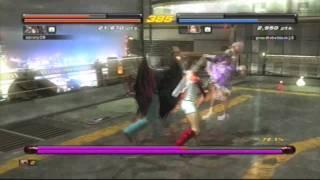 tekken Tag 2 Style - Tekken 6 - Tag Team Combo Video- Part 2