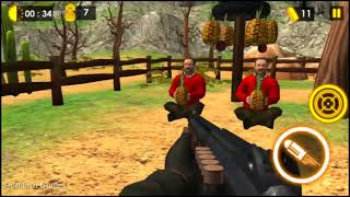Pineapple Shooting Games 3d | New Games 2018 | #standard_Games