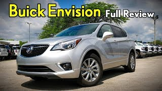 2019 Buick Envision: FULL REVIEW | Modernizing Buick's Midsizer