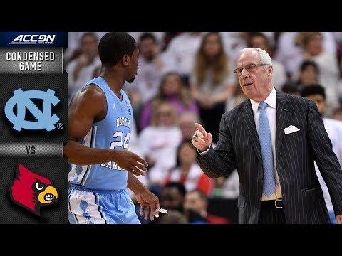 North Carolina vs. Louisville - Condensed Game | 2018-19 ACC Basketball