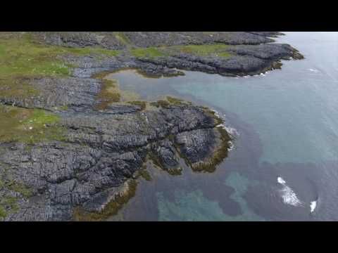 Gamvik   Slettnes Fyr arctic coast