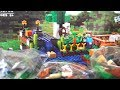 LEGO MINECRAFT THE FARM - Unboxing