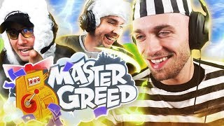 LE MASTERGREED DE SQUEEZIE ! 🔥 (Fortnite ft. Locklear, Domingo)