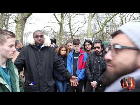 WHY DID YOU COME TO A WESTERN COUNTRY | Christian VS Muslim | Speakers Corner