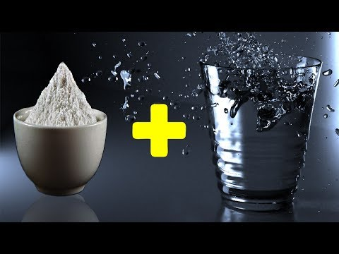 5 Reasons To Start Drinking Baking Soda- Sodium Bicarbonate