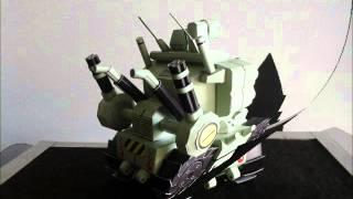 TANQUE METAL SLUG ( papercraft )