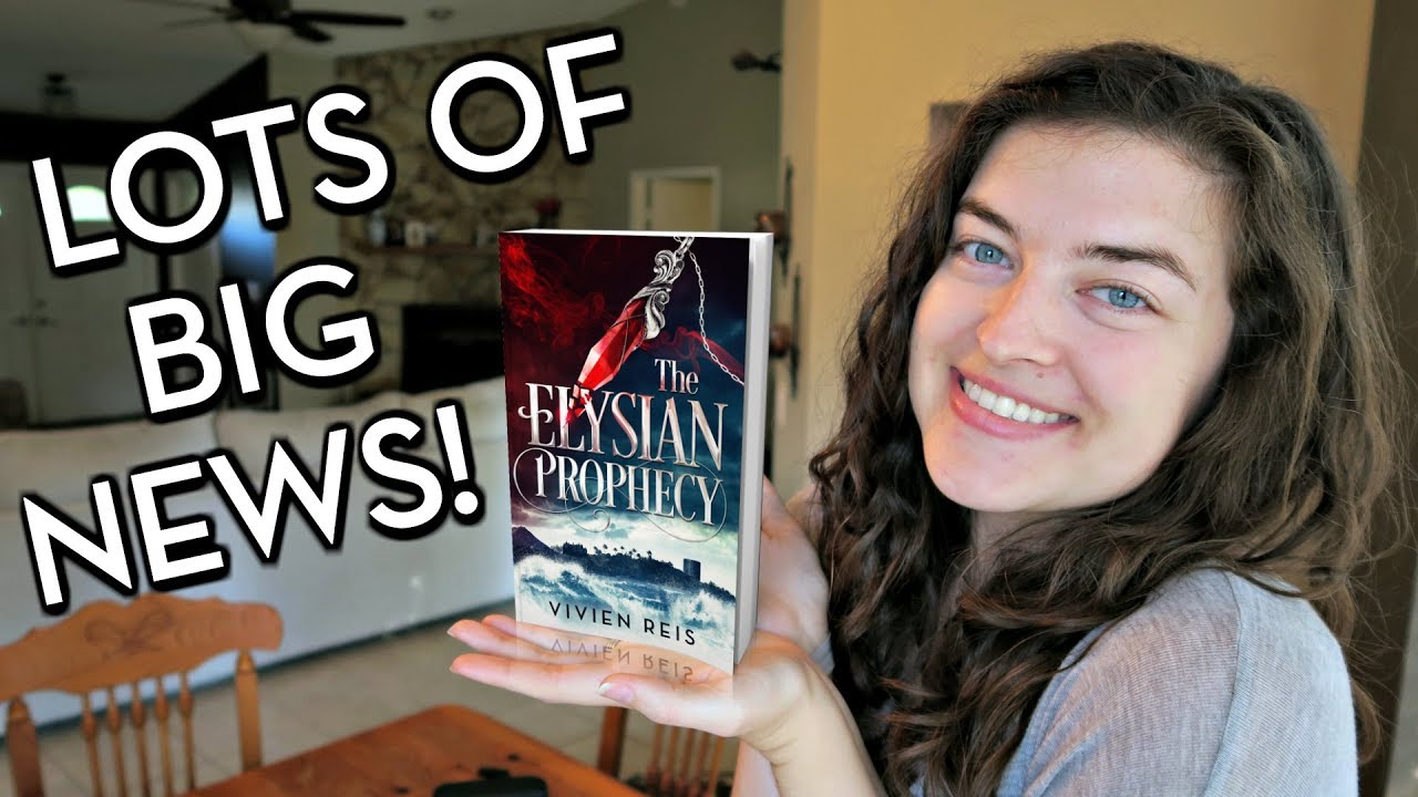 RELEASE DATE for The Elysian Prophecy + Name My Villain & More!
