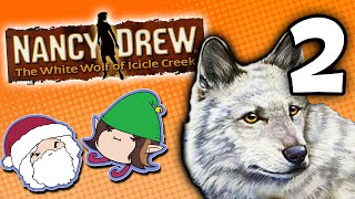 Nancy Drew The White Wolf of Icicle Creek: Tenderizing Meat  - PART 2 - Game Grumps