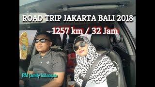 Road Trip Jakarta Bali 2018  Part 1 (Bekasi - Solo)