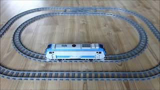Lego Pesa Gama diesel locomotive