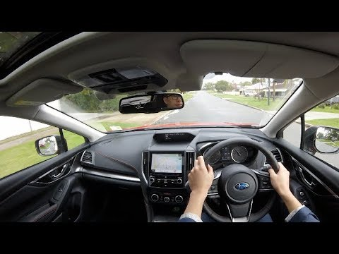 New And Improved? 2018 Subaru Crosstrek Full Review + Test Drive   AutoReview
