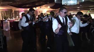 Trenton & Shelby Wedding Party Dance