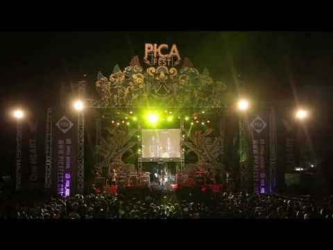 Navicula – Saat Semua Semakin Cepat, Bali Berani Berhenti ( Live at PICA FEST 2017 )