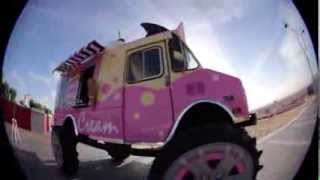 ŠKODA Create The World's Biggest Ice Cream Van