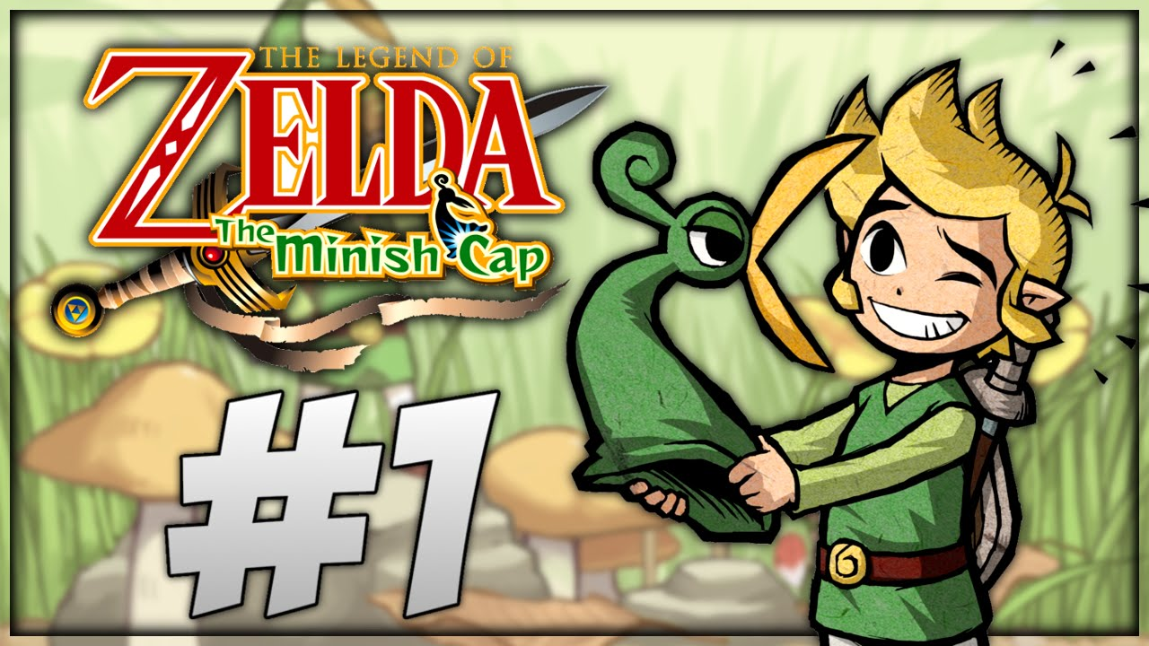 the legend of zelda the minish cap fr
