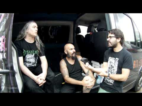 Evil Warnings interviews Incantation