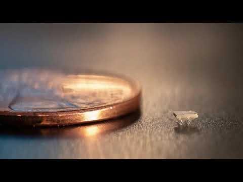 Karınca Büyüklüğünde Robot İcat Edildi