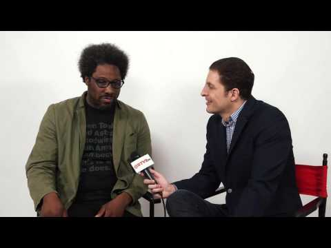 W. Kamau Bell Shares His Thoughts on the Presidential Candidiates