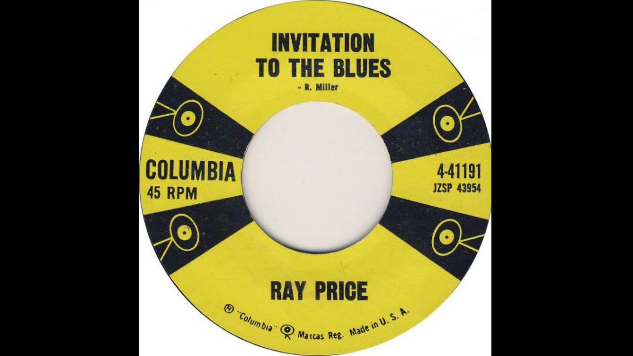 Ray price invitation to the blues youtube ray price invitation to the blues stopboris Images
