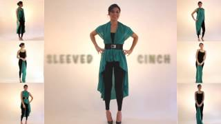 Shawl Dawls How To Style Video