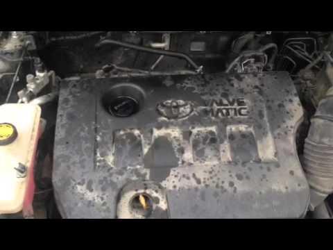 стук в двигателе таета рав 4