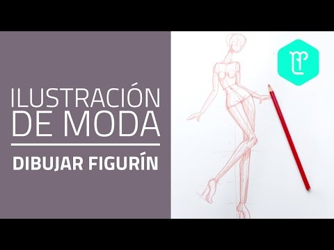 How to make fashion illustrations? front movement