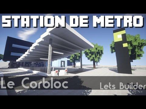 Minecraft - Station De Métro