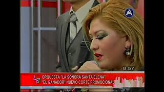 Sonora Santa Elena EL GANADOR (en Levántate Bolivia)