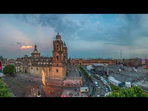 Expat Marco Favila speaks about living in Mexico City